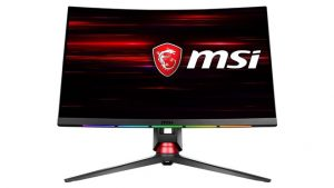 MSI Optix MPG27C and MPG27CQ GameSense