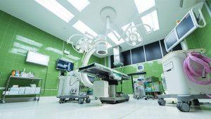 Japonya hastane robot