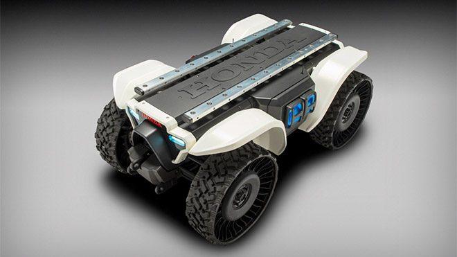 Honda ATV 3E-D18