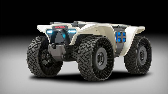 Honda 3E-D18 Honda ATV