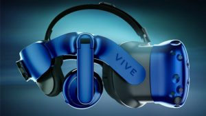 HTC Vive Pro VR ve Vive Wireless Adapter