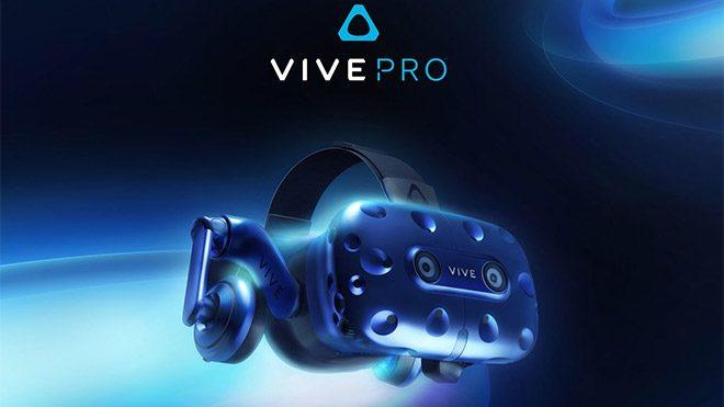 HTC Vive Pro VR ve Vive Wireless Adapter