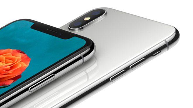 Apple iPhone X saç çekiyor