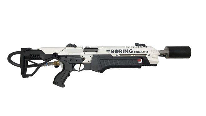 Elon Musk alev silahı Boring Company