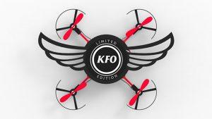 KFC drone
