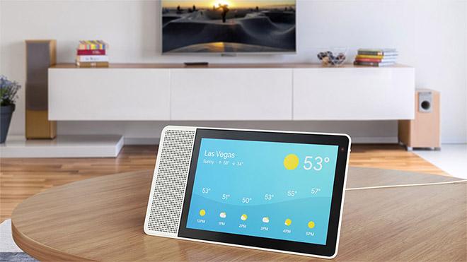 Lenovo Smart Display Google Assistant