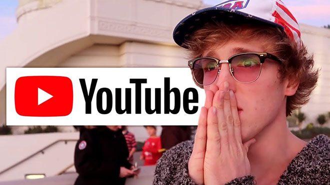 logan paul youtube