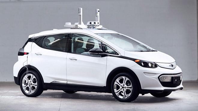 General Motors Bolt sürücüsüz otomobil