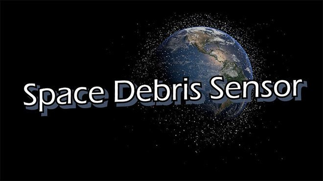 NASA Space Debris Sensor (SDS)