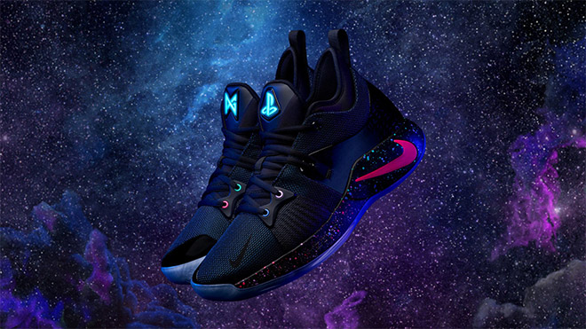 "Nike PlayStation Nike PG-2 ""PlayStation"" Colorway"