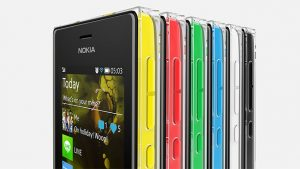 HMD Global Nokia Asha