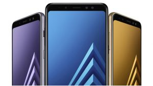 Samsung Galaxy A8 ve Galaxy A8+