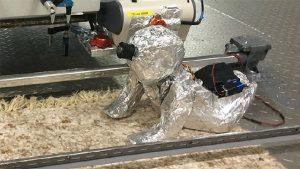 Purdue Üniversitesi robot