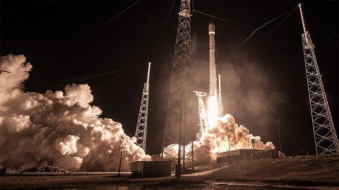SpaceX Zuma görevi kayıp