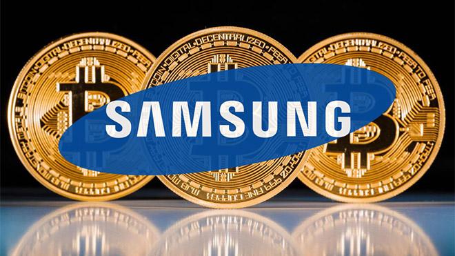Samsung bitcoin