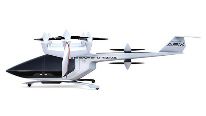 AirSpaceX Mobi-One
