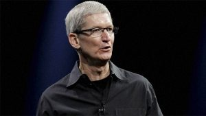 Apple Tim Cook Sosyal medya