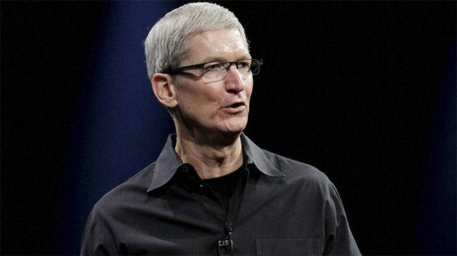 Apple Tim Cook Sosyal medya
