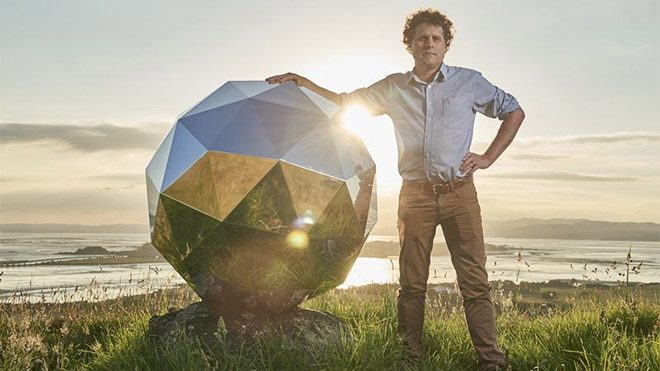 Rocket Lab Electron Humanity Star