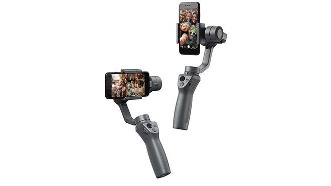 DJI Osmo 2 Mobile ve Ronin-S