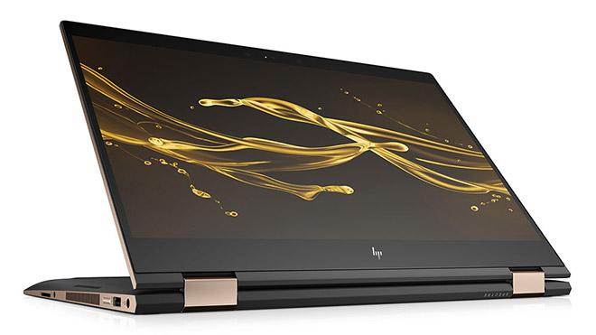 Yeni HP Spectre 15 x360