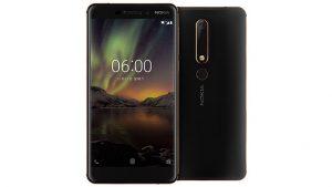Yeni Nokia 6 2018