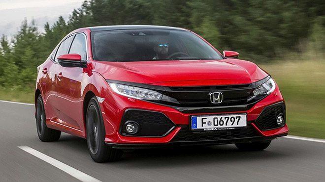 2018 Honda Civicin 16 Litrelik Dizel Motorlu Versiyonun Türkiye