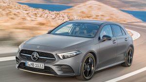 2019 Mercedes A-Serisi