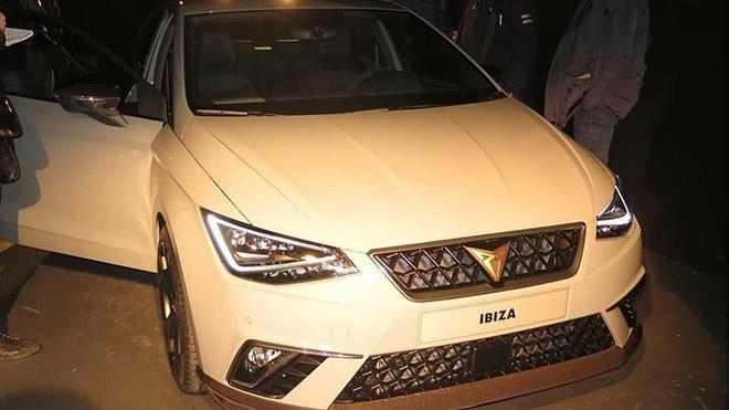 2019 SEAT Ibiza Cupra