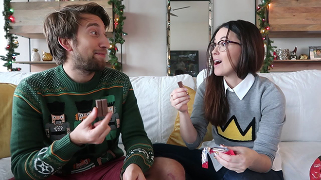 Gavin Free ve Megan Turney