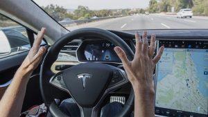 Tesla sürücüsüz