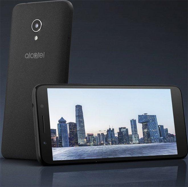 Alcatel akıllı telefonlar