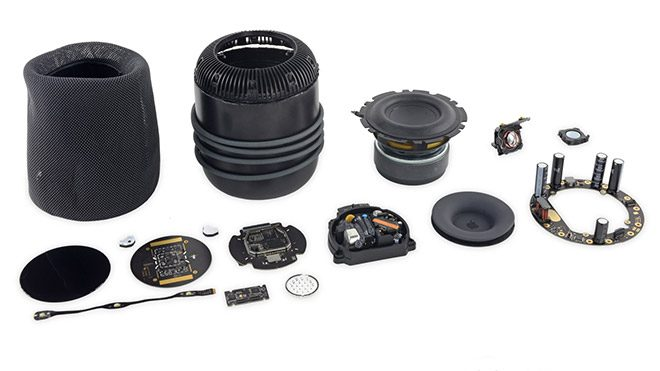 Apple HomePod ifixit