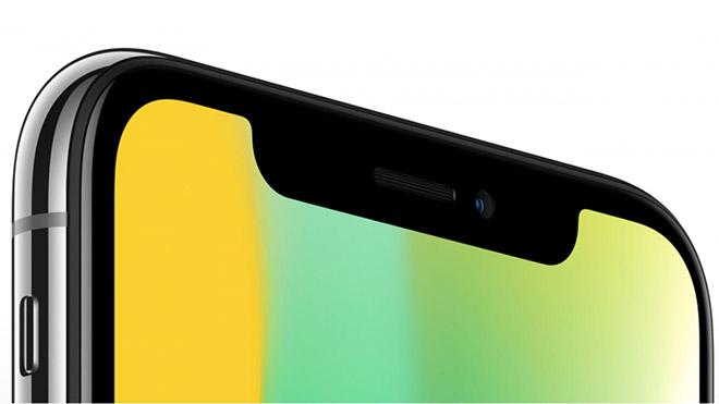 iPhone X Apple çentik