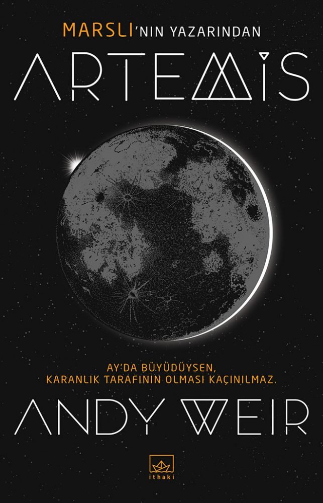 andy weir artemis