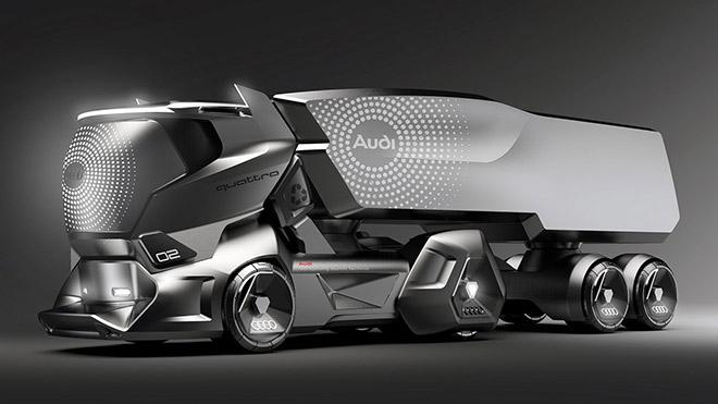 Audi HMV