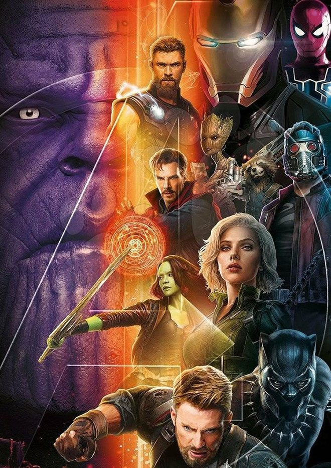 Avengers Infinity War: EW double issue features 15 new