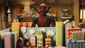 Deadpool 2 fragman