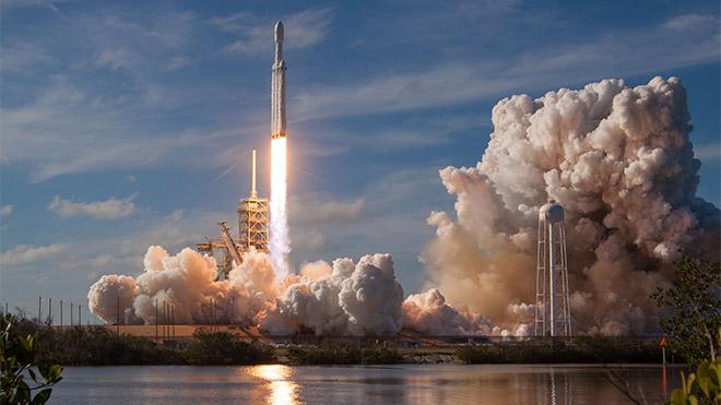 SpaceX Falcon Heavy BFR