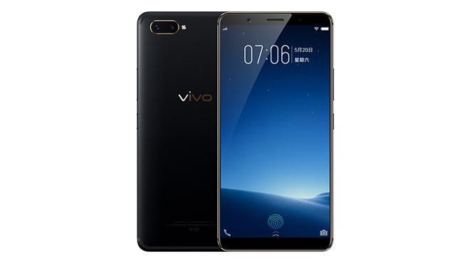 VivoX20 Plus UD