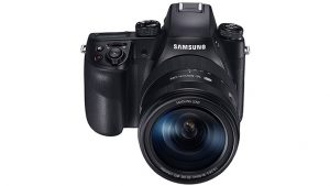Samsung fotoğraf makinesi