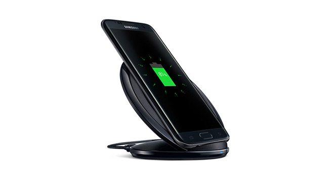 Samsung Galaxy S9 ve Samsung Galaxy S9+ kablosuz şarj cihazı