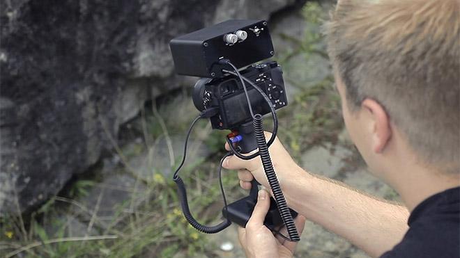 Prosthetic Photographer