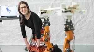MIT marangoz robot
