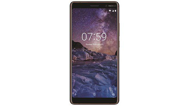 Nokia 7 Plus Nokia 4