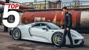 Porsche Baby Driver