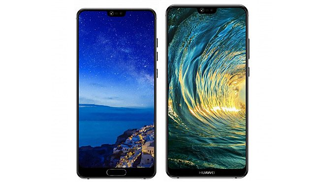Huawei P20 ve P20 Plus