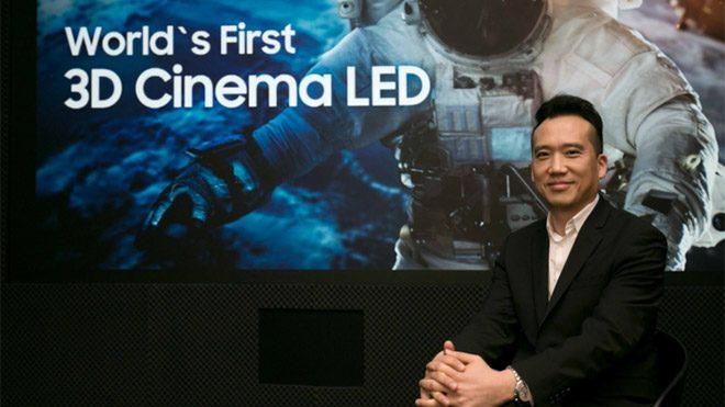 Samsung 3D Cinema LED