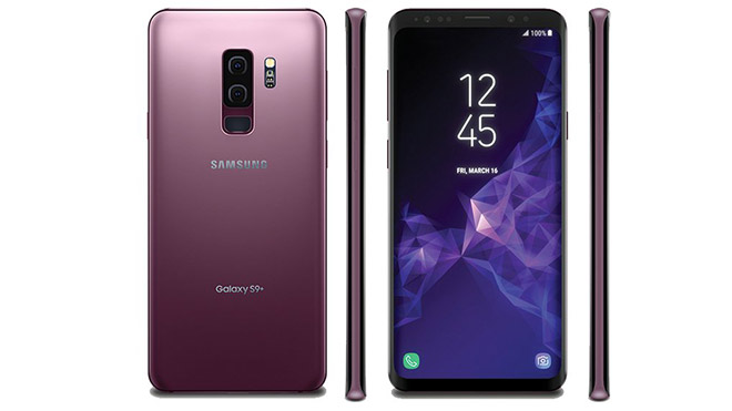 Samsung Galaxy S9 ve Galaxy S9+ kamera