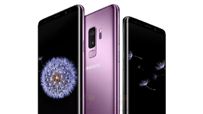 Samsung Galaxy S9 ve Samsung Galaxy S9+